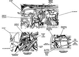 jeep wrangler wiring diagram wiring schematics and diagrams 1990 jeep wrangler exhaust vac lines on carb