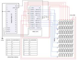 led array wiring diagram led image wiring diagram led matrix kit on led array wiring diagram