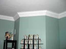 ... Magnificent Image Of Home Interior Decoration Using Vaulted Ceiling  Molding : Simple And Neat Picture Of ...