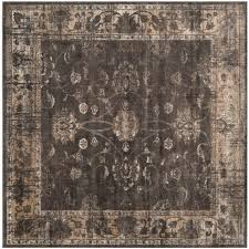 gorgeous square area rugs 8x8 applied to your residence idea