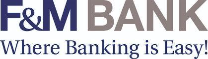 Image result for f&m bank logo