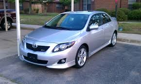 2009 Toyota Corolla XRS Automatic related infomation ...