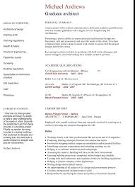Printable Cv Templates Free Printable Cv Examples For Architecture Job With Quick