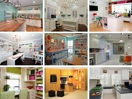 Basement Designers Adorable 48 Craft Room Design Ideas Creative Rooms