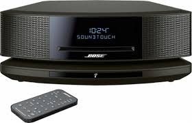 bose music system. bose® - wave® soundtouch® music system iv black front_zoom bose o