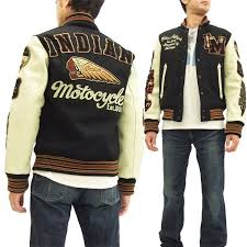 vintage indian motorcycle leather jacket pine avenue clothes