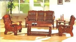 wooden sofa set designs for small living room modern wooden sofa design furniture teak wood sofa