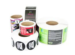 custom labeling stickers custom labels stickers on rolls are easy to use for professional