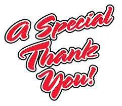 Image result for special thanks pictures