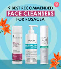 9 bestselling face washes for rosacea