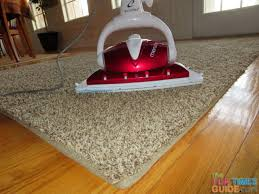 cleaning hardwood floors with steam mop