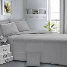 silver grey colour quilted geometric stylish luxury duvet cover beautiful bedding 11618 p jpg