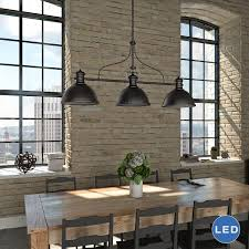 3 Light Kitchen Island Pendant Vonnlighting Dorado 3 Light Kitchen Island Pendant Reviews Wayfair