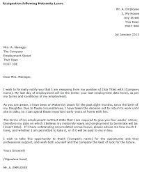 Resume Responsibilities Paternity Leave Letter Template Uk Fresh