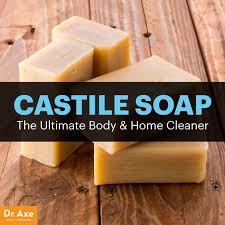 castile soap dr axe