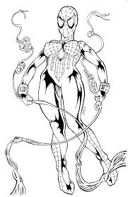 Small Picture spider girl coloring pages spider girl by jelena djurdjevic women