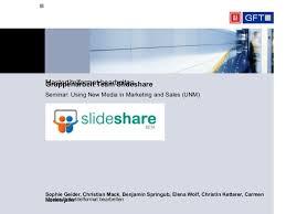 Unm Slideshare