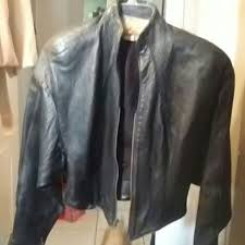 leather coat leather coat from sea dream leather size small a few minor scruffs sea dream leather jackets coats blazers