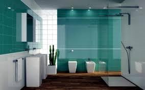 Modern Bathroom Colors Grey Tiles White Floating Vanity Modern Bathroom Colors