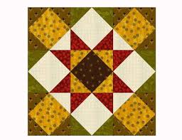 Evening Star Quilt Block Pattern With Nine-Patch Centers & Choose from Two Sizes when You Sew Kansas Star Quilt Blocks Adamdwight.com