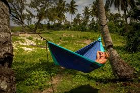 Why Sleeping in a Hammock is Good for You