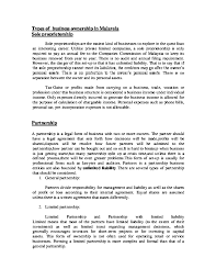 Business Ownership Types Doc Types Of Business Ownership In Malaysia Low Jenny