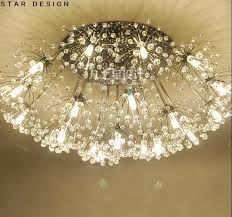 gallery of elegant dandelion ikea modern crystal ceiling light fixtures k crystal res ball source modern deco remote with ikea res