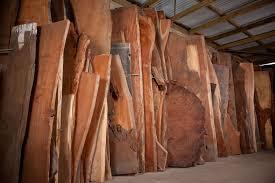wide range of timber slabs