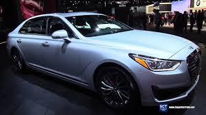 2018 genesis 5 0. beautiful 2018 2018 genesis g90 33t htrac  exterior and interior walkaround 2017  detroit auto show youtube to genesis 5 0