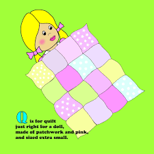 Q For Quilt & Q Is For Quilt Coloring Page Image Clipart Images ... & Frankly Creative: April 2013. image number 37 of q for quilt ... Adamdwight.com