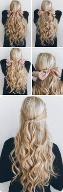 Hairstyles For School Step By Step 15 Best Ideas About Easy School Hairstyles On Pinterest Messy