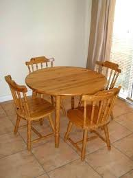 round farmhouse table and chairs farmhouse kitchen table sets wood kitchen tables delightful round wood kitchen