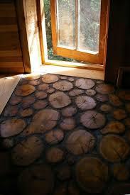 Unique floor