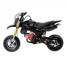 super motard 50cc 48cm black mini moto bike