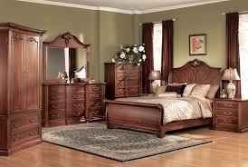 image for luxurious cherry bedroom furniture