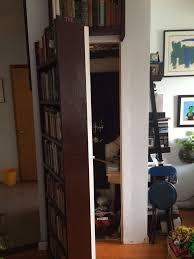 Super SIMPLE Secret Bookshelf Door & Book Unlock Mechanism: 9 Steps ...