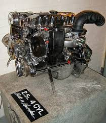 amc straight 4 engine jeep 2 5 liter 4 cylinder engine chromed a jpg
