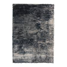 home decorators collection so silky salt and pepper polyester 8 ft x 10 ft
