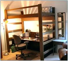 full loft bed with desk bunk beds black futon best kids ideas on fun and storage full loft bed with desk bunk