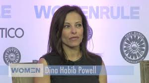 Image result for dina habib powell