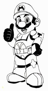 Mario Kart Coloring Pages Printable Free Printable Mario Coloring