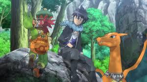 Pokemon Theory: Ash vs. Alain/Mega Charizard Y vs. Mega Charizard X