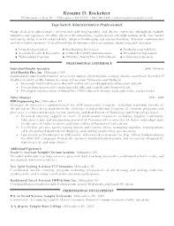 Profile On Resume Simple Professional Profile Template Lccorpco