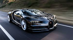 2017 bugatti chiron sports car