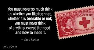 Clara Barton Quotes New TOP 48 QUOTES BY CLARA BARTON AZ Quotes