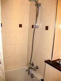 awesome shower tub faucet combo g7524351 bathroom spectacular and elegant shower tub combo design bisque shower