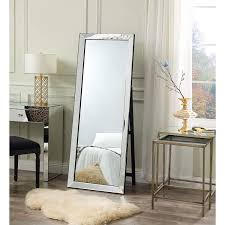 Free Standing Full Length Mirror With Lights Amazon Com Inspired Home Full Length Mirror Design Brisa