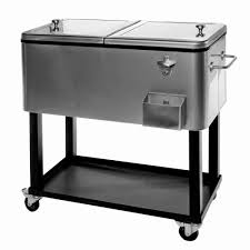 patio patio cooler cart outdoor ice cooler with stand 80 patio cooler cart patio coolers with stands how to make a wooden cooler box