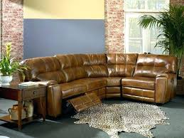leather couch with recliners sectional sofas with recliner stylish rustic leather sectional sofa with brown sofas leather couch with recliners
