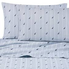 Nautica Audley Twin Sheet Set in Blue